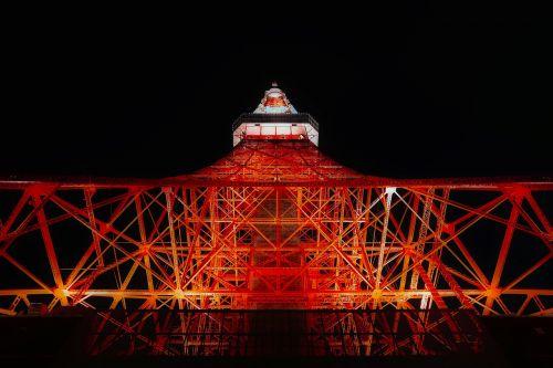 tokyo tokyo tower city