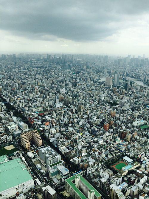 tokyo city tokyo sky tree