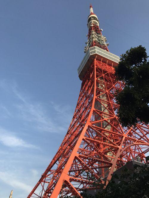 tokyo tokyo tower building