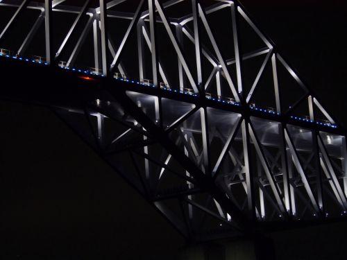 tokyo gate bridge tokyo bay night cruise