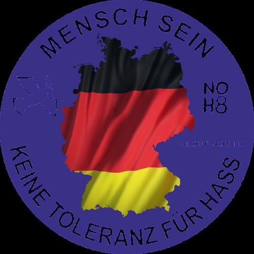 tolerance hatred germany