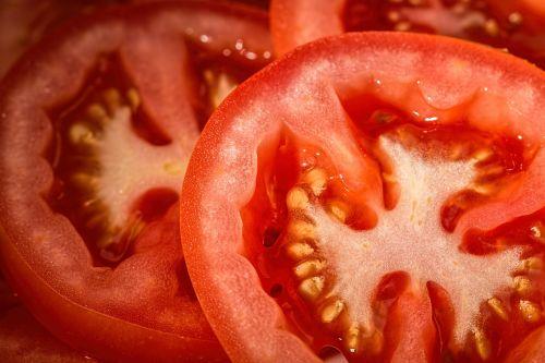 tomato red salad