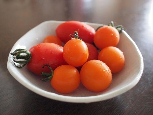 tomato summer refreshing