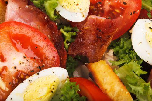 Tomato And Bacon Salad