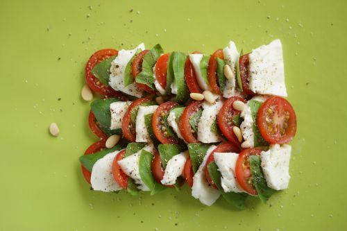 tomato mozzarella food recipe