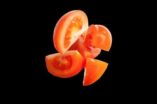 Tomato Pieces