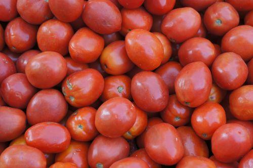 tomatoes market vegetables