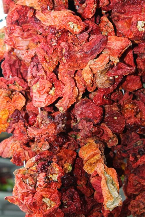 tomatoes dried dried tomatoes