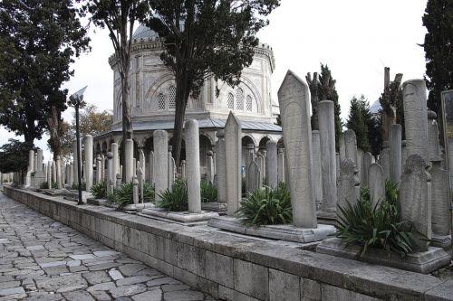 tomb istanbul stone