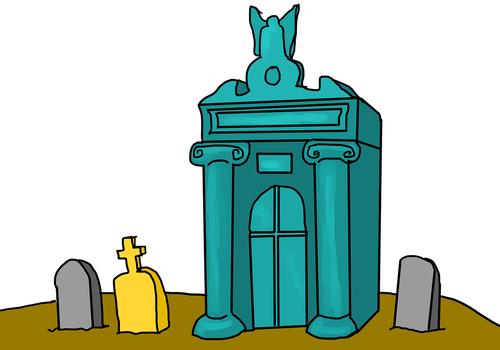tomb  grave  cemetery
