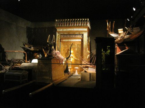 Tomb Enclosed With Treasure