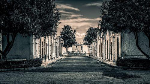 tombs graveyard cemetery