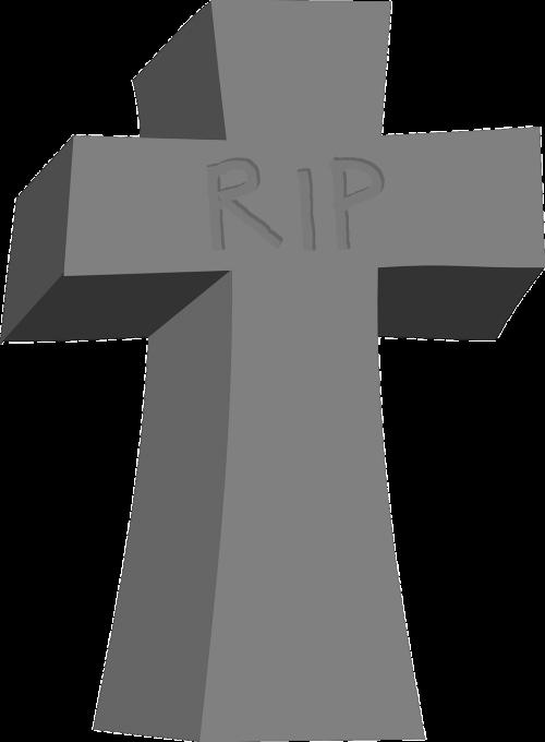 tombstone grave halloween