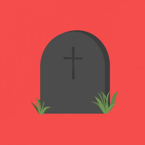 tombstone cemetery dead