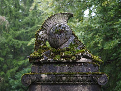 tombstone cenotaph forest cemetery stuttgart
