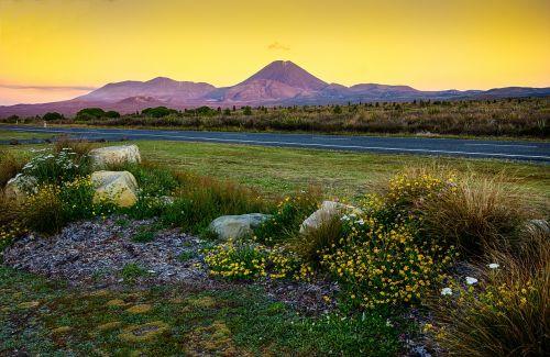 tongariro volcano lord who rings