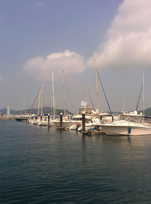 tongyeong marina resort yacht