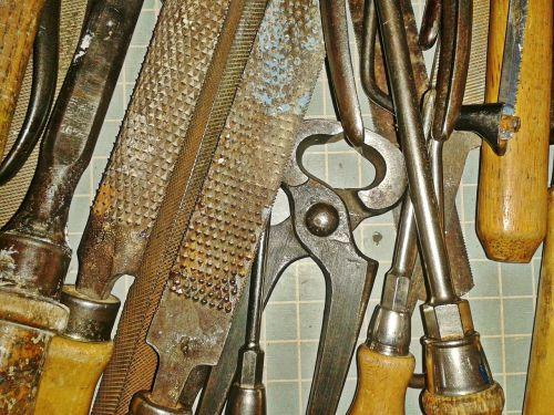tool tool box pliers