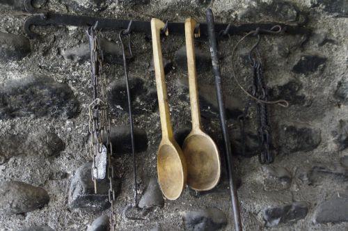 tool spoon wooden spoon