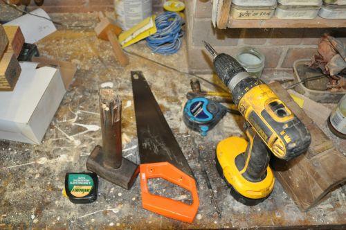 įrankis,atsuktuvas,plaktukas,Ruletė,amatininkai