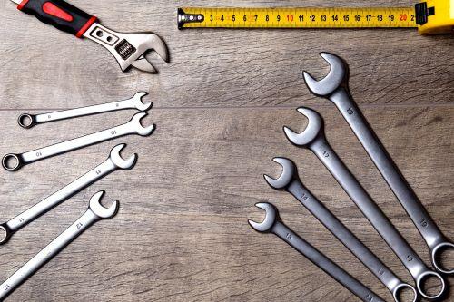 tool repair work