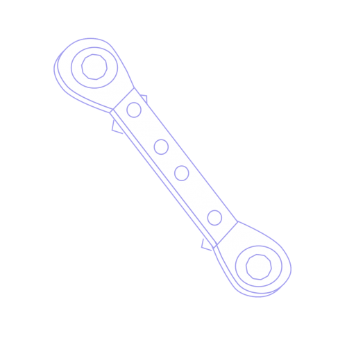 tool wrench hardware