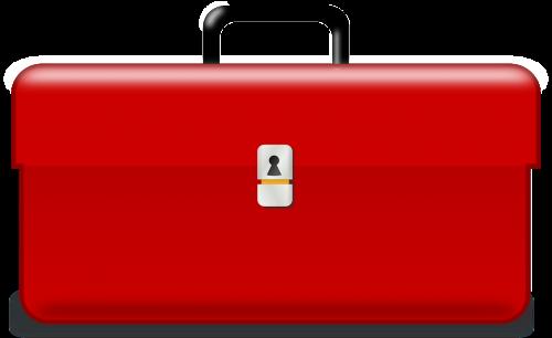 toolbox tool box box