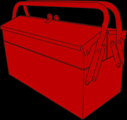 toolbox equipment set