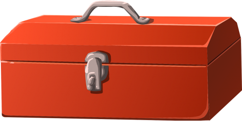 toolbox red box