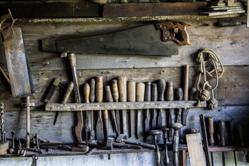 tools vintage woodworking