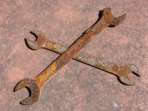 tools spanner old