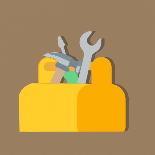 tools toolbox icon