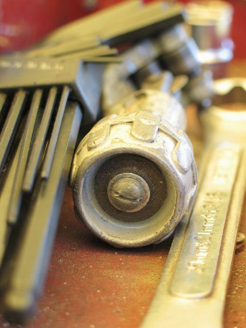 tools allen key spanner
