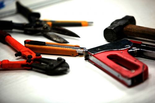 tools hammer puncher
