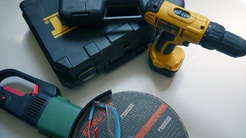 tools  drill  equipment