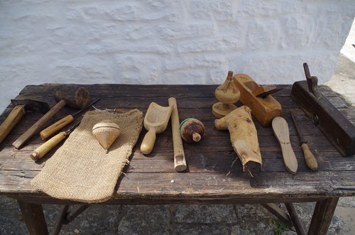 tools  carpenter  wood