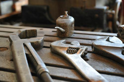 tools spanner mechanic