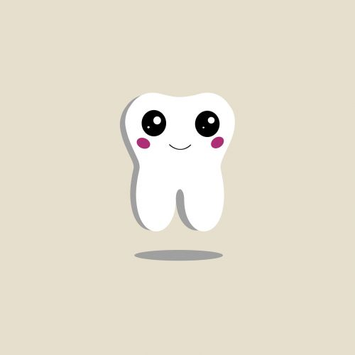tooth dental cartoonart dentist