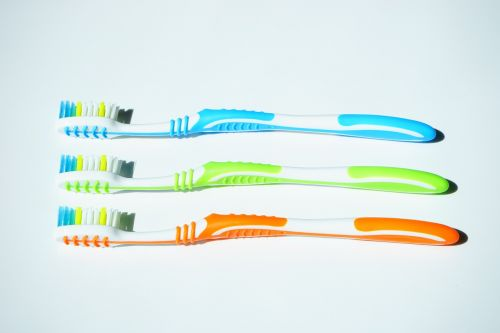 tooth brushes hygiene clean