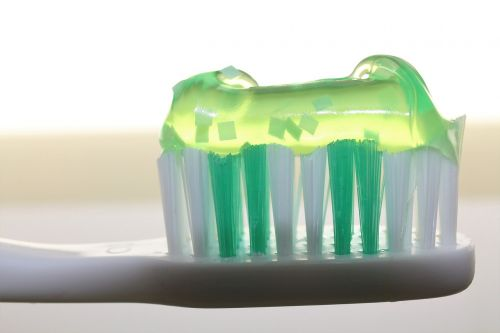 toothbrush toothpaste dentistry