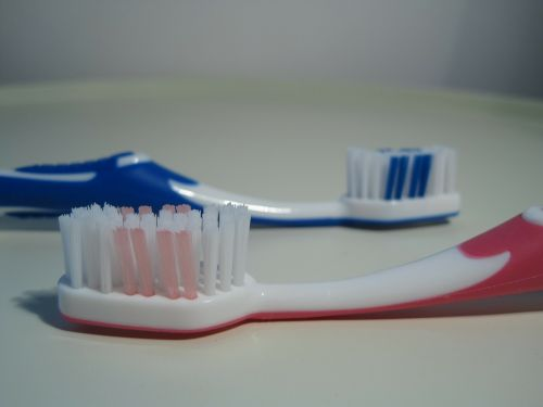 toothbrush dental care dentistry