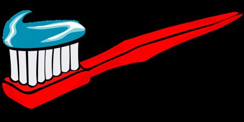 toothbrush toothpaste hygiene