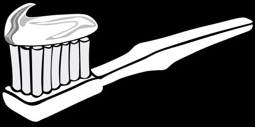 toothbrush toothpaste dental