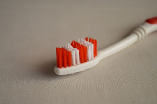 toothbrush dental care hygiene
