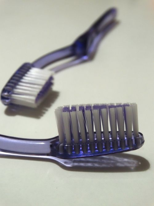 toothbrush bristles dental care
