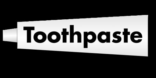 toothpaste tube dental hygiene