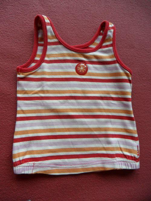 top striped t shirt