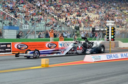 top fuel dragster motorsport
