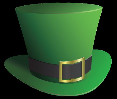 top hat leprechaun hat st patrick's day
