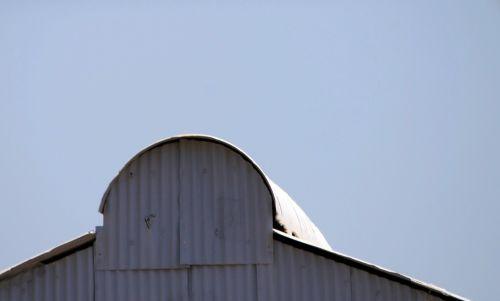 Top Of Hangar Roof
